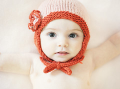 Hugs!!! (Shana Rae {Florabella Collection}) Tags: pink friends portrait orange baby flower girl hat flickr knit naturallight highkey hugs florabella nikond300 shanarae