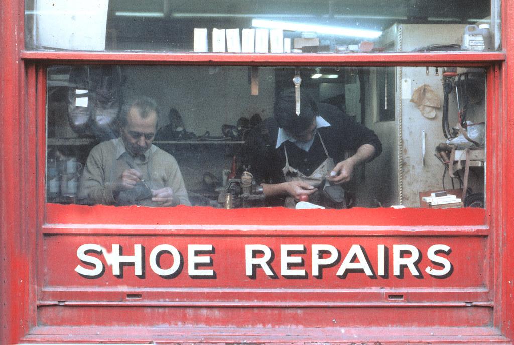 Berwick Street Shoe Repair