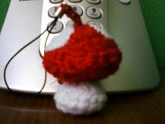 Mushroom. (Ani Lidia) Tags: happy gato poop amigurumi medusa torta pulpo osito