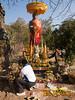 Laos Wat Phu Champasak Festival