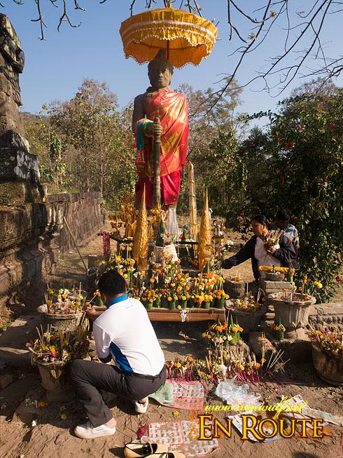 Wat Phu Champasak Festival