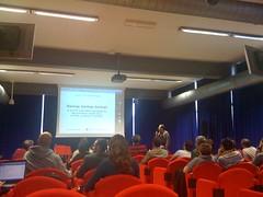 foto di Barbara Ripepi della mia presentazione