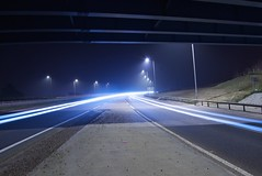 Photo of Light Trails // Rettendon - 4150