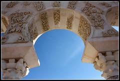Madinat al-Zahra ( Portada de YaFar ) (Doenjo) Tags: espaa geotagged andaluca crdoba madinatalzahra medinaazahara canoneos450d doenjo lmdd
