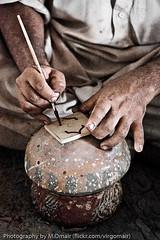Hala Art (M.Omair) Tags: pakistan green yellow rural work nikon working peoples desi fields 1855 agriculture omair sindh cultural hala 80200 pck d40 interier virgomair halameetup