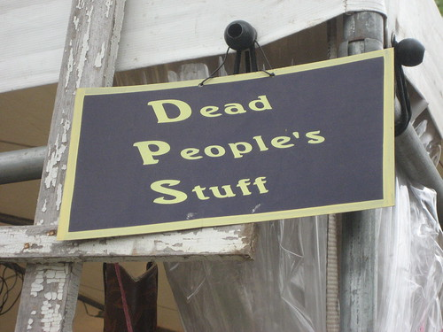 Dead People's Stuff