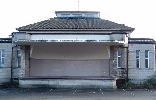 External Stage, Glen Pavilion, Dunfermline