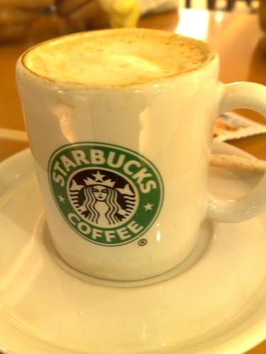 [Tarde cultural] Pausa para o café por você.