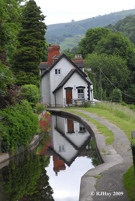 Llangollen Reflections