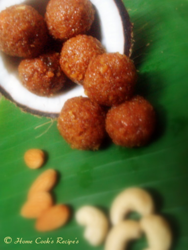 Coconut - Laddu