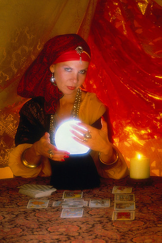 Gypsy Fortune Teller | Flickr - Photo Sharing!