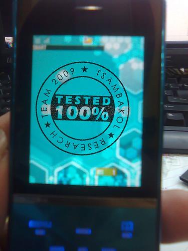 Docomo Foma D705i Unlock By Super X-sim4!! 3777539442_db089aae21