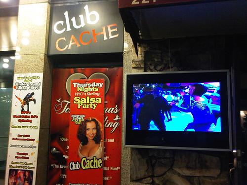 Club Cache