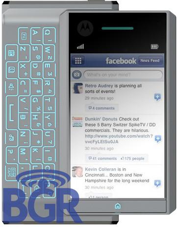 Motorola blur intefaza android