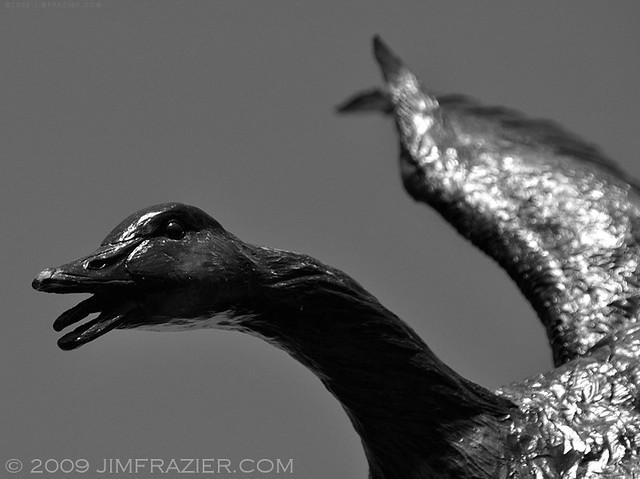 Metal Goose
