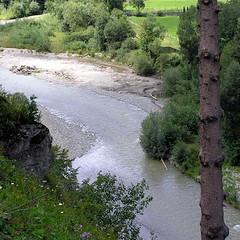 Tatros patak a Rákóczi várból