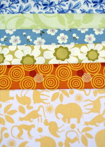 some clearance fabrics from Z & S