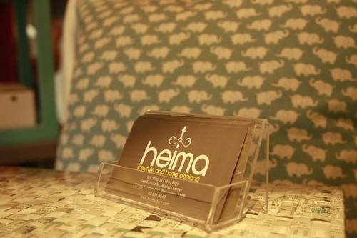 heima = love