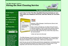 Office Managers Guide to Best Cleaning Service