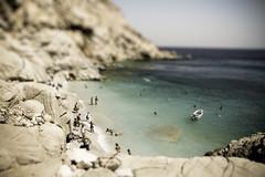 (Fotis ...) Tags: summer beach sandy ikaria rocky seychelles faketilt ysplix