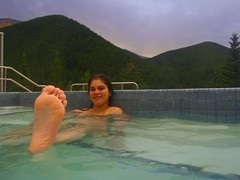 Nat Miette Hot Spring