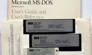 MS-DOS Box.
