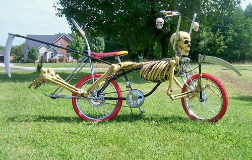 skeleton bike 2