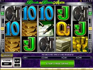 Break da Bank Again slot game online review