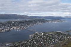 Tromsø Above