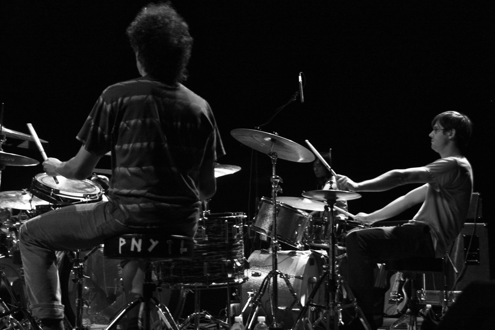 1MM: Boredoms Ring In 9/9/09 With Stunning Terminal 5 Set