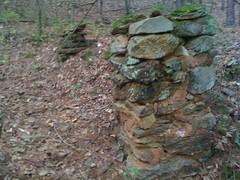 Oconee Heritage Homestead Ruins 1