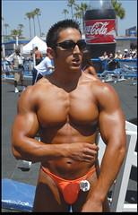 21 (bb-fetish.com) Tags: muscle posing posers trunks bodybuilder bulge