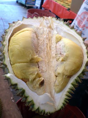 Delicious Durian Fruit