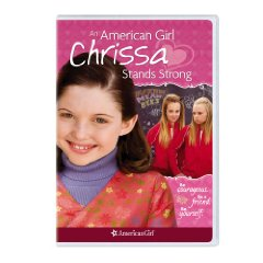 An American Girl: Chrissa