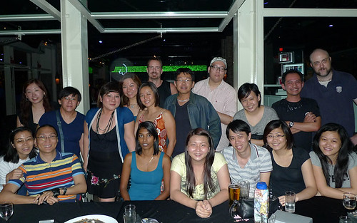 Suanie's birthday party at WIP, Bangsar