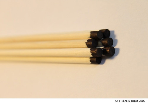 black tip dowels