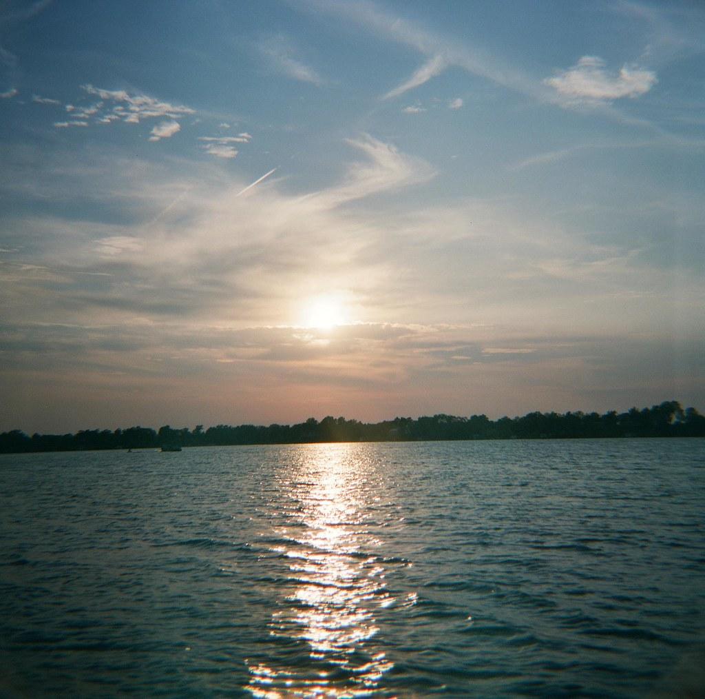 Sunset (Diana F+)