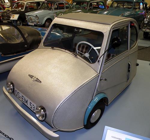 1953 Fuldamobil N-2