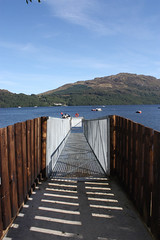 The Bonnie Bonnie banks of Loch Lomond (photo22577) Tags: water scotland scenery loch lochlomond photo22577