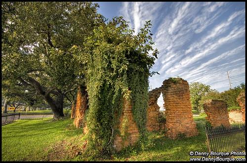 #0372 De La Ronde Plantation Ruins