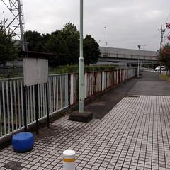artificial ditch at Higashi Kanamachi 04