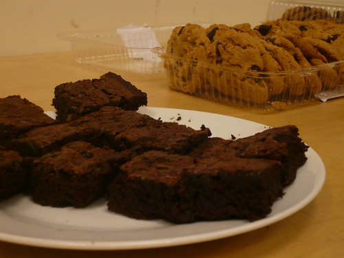 Brownies/Cookies