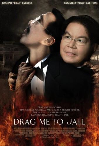 drag me to jail