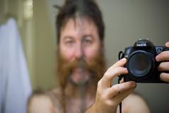 _DSC3338 (dogseat) Tags: camera wedding selfportrait reflection me bathroom mirror nikon sp 365 braids dogseat messedup jeffica project365 365days 149365
