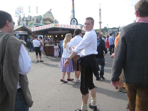 Munich and Octoberfest 2009