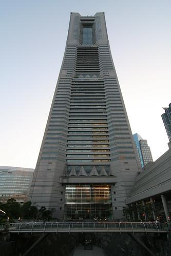 ランドマークタワー by RafaleM