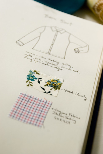 basic button-down shirt