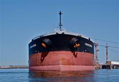 Forward Bridge (sparticus2009) Tags: port ship bow tanker oilrefinery forwardbridge