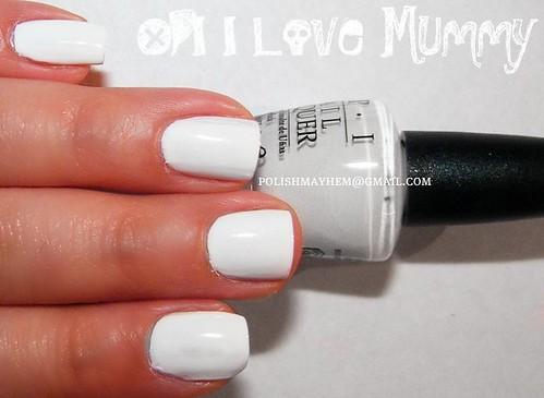 OPI I Love Mummy