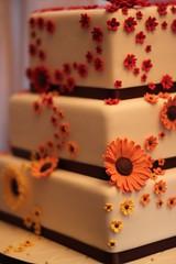 3990197034 9cb2bb1477 m Baú de ideias: Decoração de casamento laranja